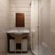 Пластиковые панели в ванной комнате: дешево и со вкусом