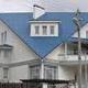 Двускатная и плоская крыши: достоинства и недостатки