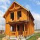 Немного о деревянном доме