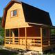 Дачный дом своими руками с минимальными затратами