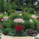 Цветники на загородном участке