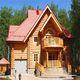 Как защитить деревянные дома от процесса гниения